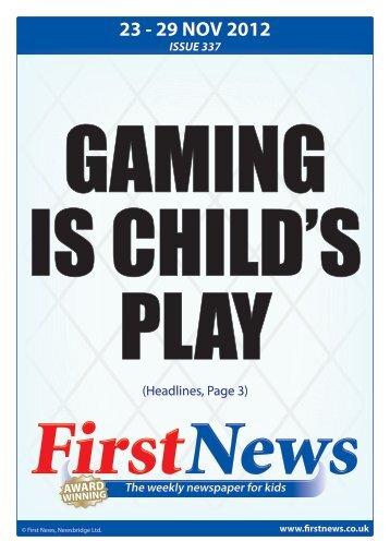 337 Headlines.pdf - First News