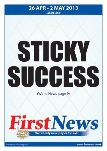 Headlines issue 358.pdf - First News