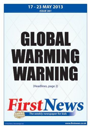 Headlines issue 361.pdf - First News