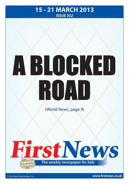 First News Headlines Issue 352.pdf