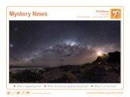 Mystery News - First News