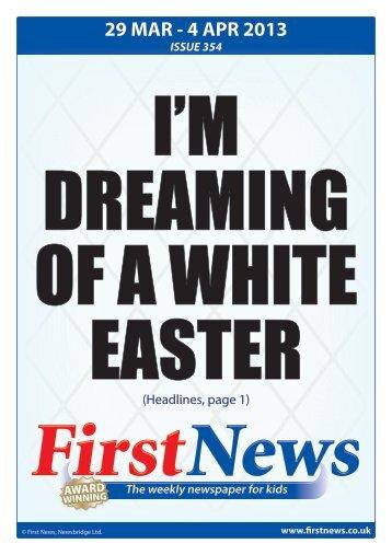 First News Headlines Issue 354.pdf