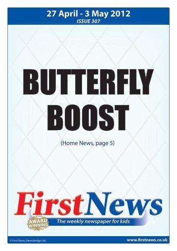 27 April - 3 May 2012 - First News