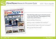 TO THE RESCUE - First News