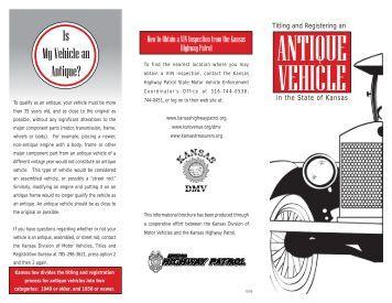 Johnson County Kansas Vehicle Personal Property Tax