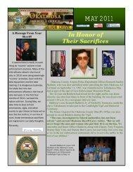 MAY 2011 - Okaloosa County Sheriff's Office