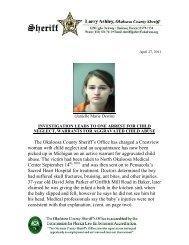 Janielle Marie Destin - Okaloosa County Sheriff's Office