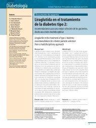 Liraglutida en el tratamiento de la diabetes tipo 2