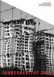 JAHRESBERICHT 2011 - bauenschweiz