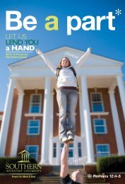 financial_help_booklet-12-13 - Southern Adventist University