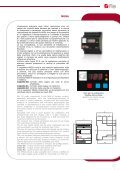 regolatori di tensione tension controllers - Manupala industrie - Page 7