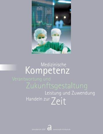 Jahresbericht 2007 - Ostalb-Klinikum