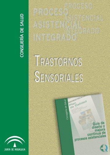 TRASTORNOS sensoriales - portal discapacidad capaces.org