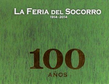 [Colección Historiar al Socorro: 2. Las gentes] La feria del Socorro (Colombia) 1914- 2014