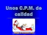 CPM de Calidad