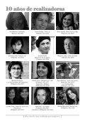 Programa X Muestra de Cine realizado por mujeres - portal ... - Page 7