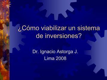 Dr. Ignacio Astorga - FEPAS