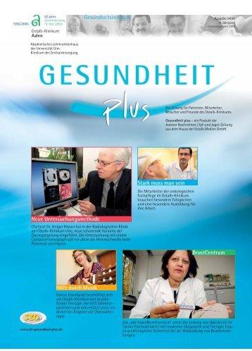 Physikalische Therapie Limes-Thermen - Schwäbische Zeitung