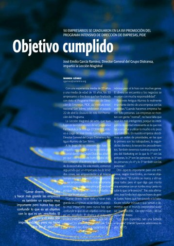 maqueta nº21.p65 - Instituto Internacional San Telmo