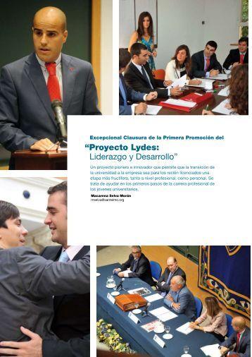 """""""Proyecto Lydes: Liderazgo y Desarrollo"""""""