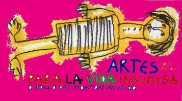 Artes para la vida insumisa - Toni Puig