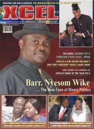 XCEL INTERNATIONAL MAGAZINE ISSUE 51