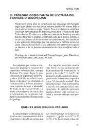 EL PróLOgO COMO PAuTA DE LECTurA DEL ... - Selecciones