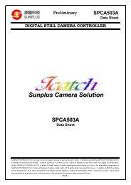 SPCA503A