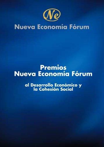Premios Nueva Economía Fórum