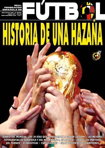 REVISTA RFEF 136.pdf - Real Federación Española de Fútbol