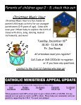 Dec 16, 2012 – Third Sunday of Advent - Parish of the Holy Cross - Page 6