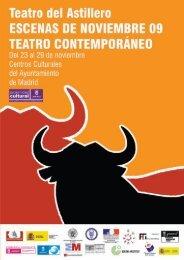 Programa - Teatro del Astillero