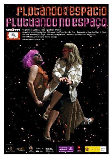 Dossier Flotando en el espacio - Teatro del Astillero