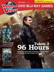 World of Video Kundenmagazin 2015-05