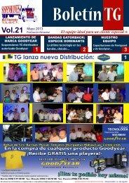 Vol.21 - Suspensiones TG del Sureste