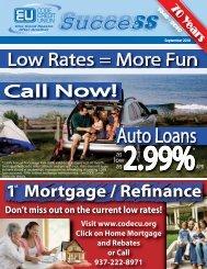 Auto Loans - CODE Credit Union