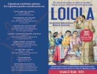 Egitaraua PDF Programa - Jesuitas de Loyola Inicio