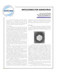 INFECCIONES POR ADENOVIRUS - Revista Bioanalisis