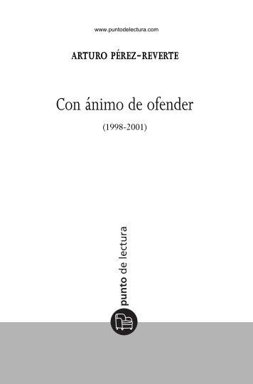 Con ánimo de ofender - Prisa Ediciones