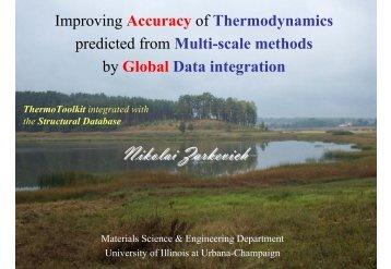 Nikolai Zarkevich - Materials Computation Center - University of ...