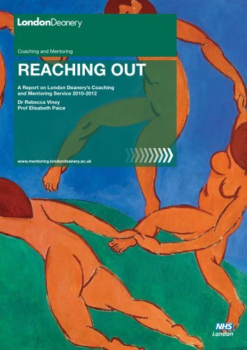 REACHING OUT - Mentoring - London Deanery