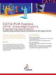 CATIA - Knowledge Expert & Engineering ... - Idex Solutions