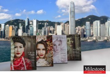 Milestone Communications Hong Kong Profile