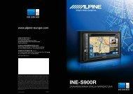 INE-S900R - Horn