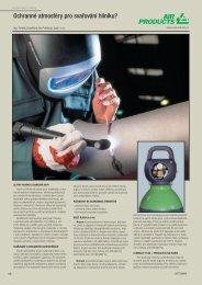 Ochranné atmosféry pro svařování hliníku?