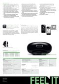 denon dsd300 - Concurrence - Page 2