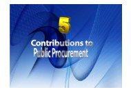 Innovating Public Procuremnet Through KONEPS(3)
