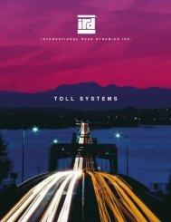 Toll System - Irdsa.com