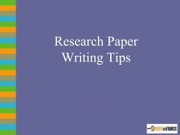 research-paper-writing-tips