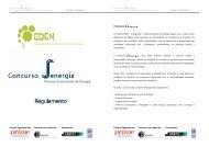 O Concurso ∫Energia O Projecto EDEN – Endogenizar o ... - início